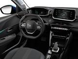 Peugeot 208 Allure EV 50kWh 136 pk 8 thumbnail