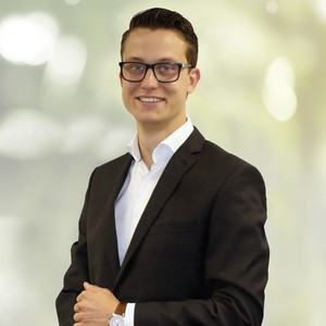 Bas Janssen, Account Manager at Hitachi Capital Mobility Heerhugowaard