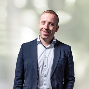Aalderd Koopmans, Account Manager at Hitachi Capital Mobility Groningen