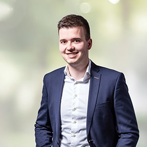 Arno Terpstra, Retail Assistant at Hitachi Capital Mobility Groningen