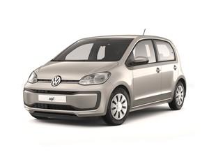 Volkswagen move up vooraanzicht
