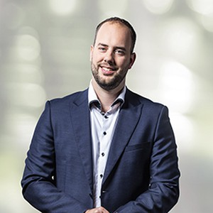 Tim Terburg, Account Manager at Hitachi Capital Mobility Groningen