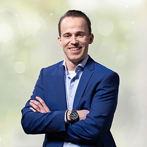 Martin de Boer, Account Manager Corporate at Hitachi Capital Mobility Rotterdam