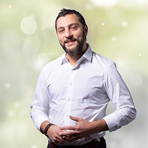 Erdal Cetin, Account Manager Corporate at Hitachi Capital Mobility Rotterdam