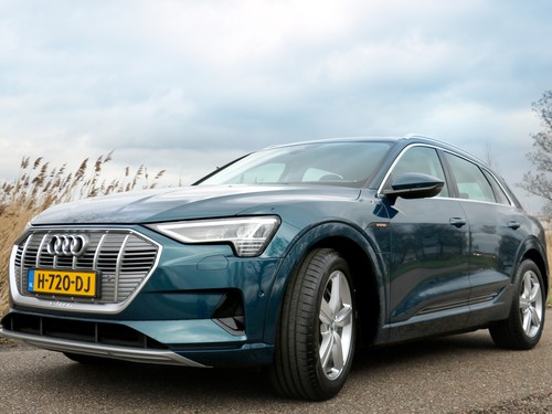 Audi E-tron 50 quattro 313pk Launch Edition Plus