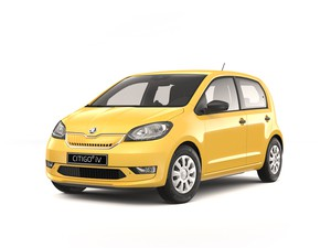 Skoda Citigo e IV Ambition