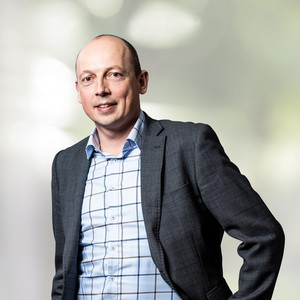 Boudewijn Jansen, Accountmanager corporate bij Hitachi Capital Mobility Groningen