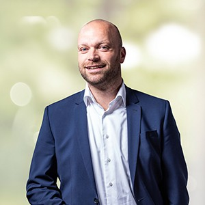 Jos van der Sluijs, IT Manager at Hitachi Capital Mobility Groningen