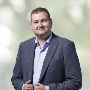 Marcel Koster, IT Assistant at Hitachi Capital Mobility Heerhugowaard