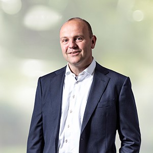 ArdJan Zevenbergen, Operational Manager at Hitachi Capital Mobility Heerhugowaard