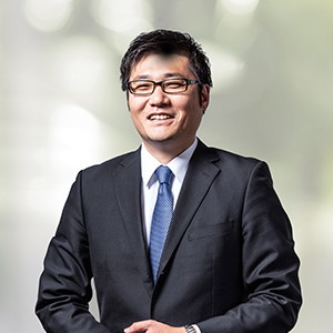 Hiroyuki Takahashi, Integration and Japanese business medewerker bij Hitachi Capital Mobility Groningen