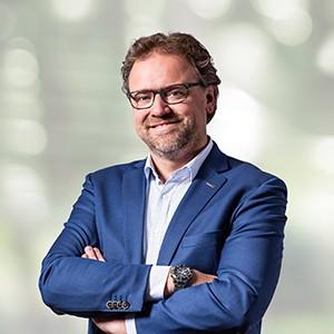Gertjan de Ligt, Accountmanager buitendienst bij Hitachi Capital Mobility Heerhugowaard