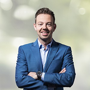 Henri de Jong, Account Manager at Hitachi Capital Mobility Groningen