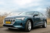 Audi E-tron 50 quattro 313pk Launch Edition Plus 1 thumbnail