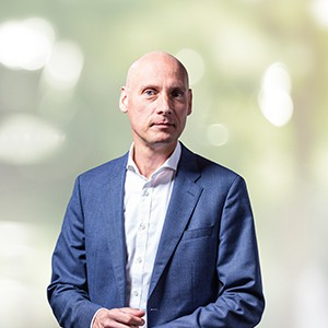 Hans Alleman, Account Manager at Hitachi Capital Mobility Groningen