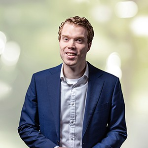 Richard Lutke, Operations Manager at Hitachi Capital Mobility Groningen