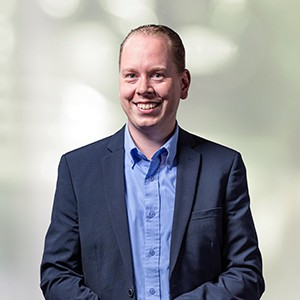 Martijn Medema, Account Manager at Hitachi Capital Mobility Groningen