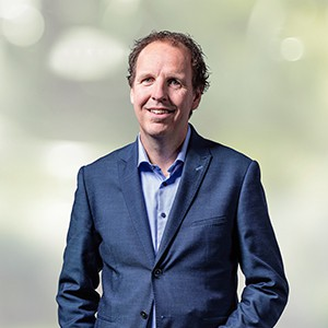 Mark Feddes, Chief Operating Officer (COO) at Hitachi Capital Mobility Groningen