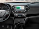 Hyundai i10 1.0i blue i-drive 49kW 3 thumbnail