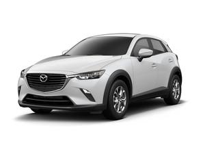 Mazda CX-3 (wit)