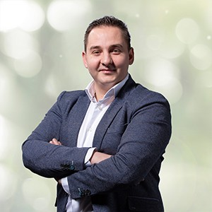 Okan Vodinali, Account Manager New Business at Hitachi Capital Mobility Groningen