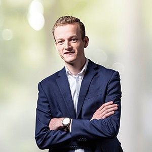 Tobias Kuiper, Account Manager at Hitachi Capital Mobility Groningen