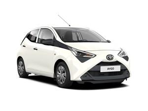 Toyota-Aygo-vooraanzicht-Flex-lease