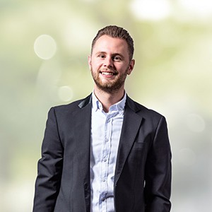 Vincent van der Est, Account Manager New Business at Hitachi Capital Mobility Heerhugowaard
