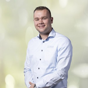 Jesse de Haan, Retail  Assistant at Hitachi Capital Mobility Groningen