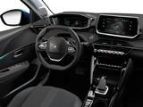 Peugeot 208 Allure EV 50kWh 136pk 11 thumbnail