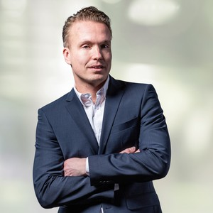 Erik Battjes, Sales Analist at Hitachi Capital Mobility Groningen