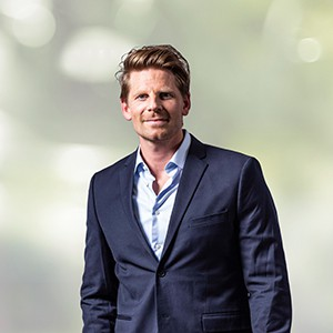 Michel Wevers, Account Manager at Hitachi Capital Mobility Rotterdam