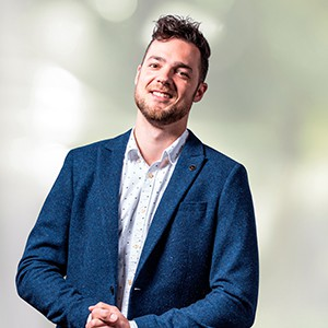 Stephan van der Werf, Retail Assistant at Hitachi Capital Mobility Groningen