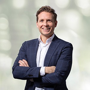 Paul van der Meulen, Chief Financial Officer (CFO) at Hitachi Capital Mobility Groningen
